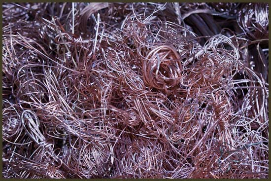 How Much For Copper Wire Scrap | Pricing Utah Metal Works